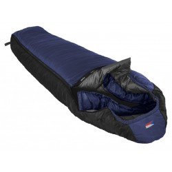 Prima Everest Short 180 modrá zimní spací pytel Climashield APEX