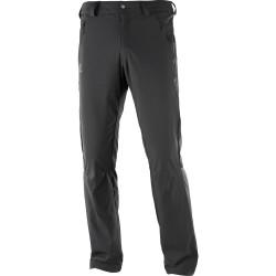Salomon Wayfarer LT Pant M black 402184 pánské lehké turistické kalhoty