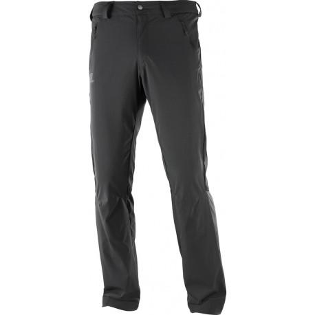 0b8c09a3c Salomon Wayfarer LT Pant M black 402184 pánské lehké turistické kalhoty
