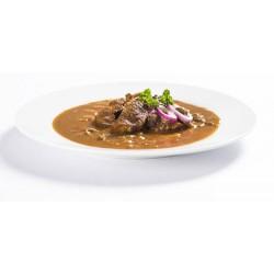 Expres Menu Guláš Petra Voka 300 g 1 porce sterilované jídlo na cesty (bez přílohy)