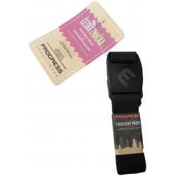 Progress Click Belt černá turistický pásek