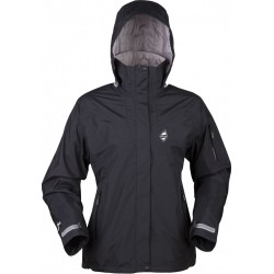 High Point Victoria 2.0 Lady Jacket black/black dámská nepromokavá bunda BlocVent 2L