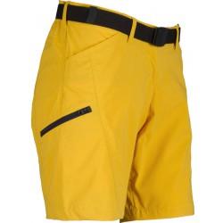 High Point Rum 2.0 Lady Shorts yellow dámské turistické šortky