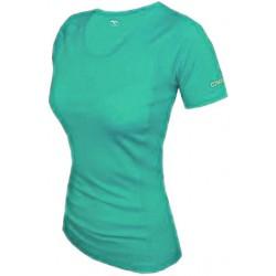 Jitex Kamada 801 TSS zelená dámské triko krátký rukáv Merino vlna