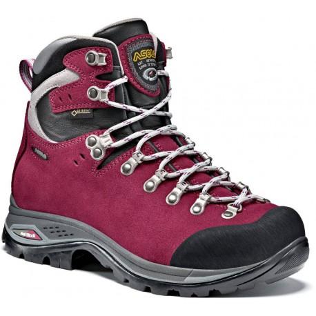 Asolo Greenwood GV ML GTX grapeade dámské nepromokavé kožené trekové boty ce08a92430
