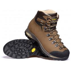 Asolo Fandango Duo GV MM GTX brown pánské nepromokavé kožené trekové boty