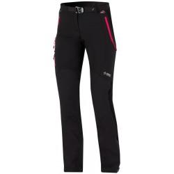 Direct Alpine Cascade Lady 1.0 black/rose dámské celoroční turistické kalhoty