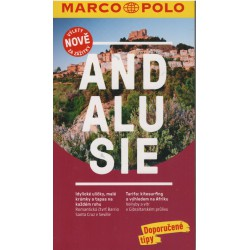 Marco Polo Andalusie průvodce 1