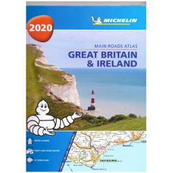 Michelin Velká Británie, Irsko 1:300 000 autoatlas