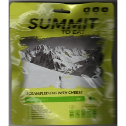 Summit To Eat Míchaná vajíčka se sýrem 1 porce expediční strava