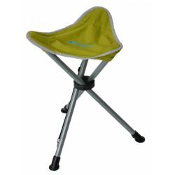 Husky Moon 2018 světle zelená kempingová stolička/trojnožka