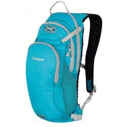 Husky Perun 9l modrá cykloturistický a běžecký batoh