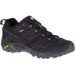 Merrell Moab 2 Smooth GTX black J46559 pánské nízké nepromokavé boty