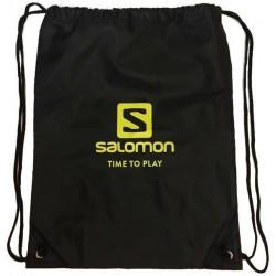 Salomon Sport Shoebag černá/žlutá sportovní vak/sáček na obuv - dárek k nákupu