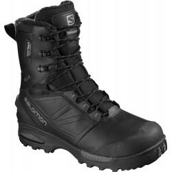 Salomon Toundra Pro CSWP black/magnet 404727 pánské zimní nepromokavé boty