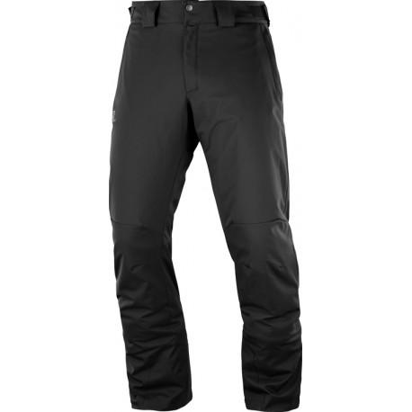 Salomon Stormpunch Pant M black 404436 pánské nepromokavé zimní lyžařské  kalhoty 643ab0eed2d