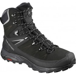 Salomon X Ultra Winter CS WP 2 black/phantom 404794 pánské zimní nepromokavé boty