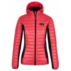Kilpi Nektaria-W růžová dámská zimní bunda