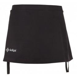 Kilpi Titicaca-W černá dámská sportovní sukně
