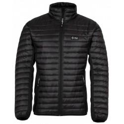 Kilpi Isaiah-M černá pánská zimní bunda