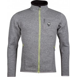 High Point Skywool 3.0 Sweater grey pánský vlněný svetr Tecnowool
