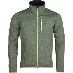 High Point Skywool 3.0 Sweater fall green pánský vlněný svetr Tecnowool
