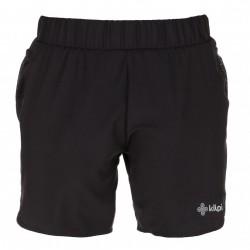 Kilpi Comfy-M černá pánské sportovní šortky
