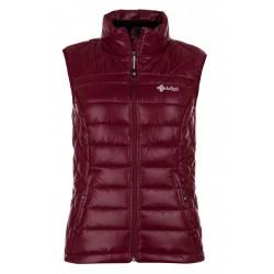 Kilpi Gironavest-W červená dámská zateplená vesta