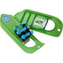 MSR Tyker 17 inch/43 cm dino green dětské sněžnice