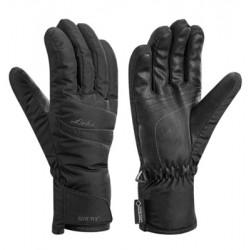 Leki Apic GTX Lady black dámské lyžařské rukavice