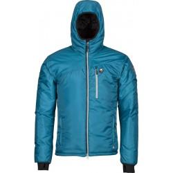 High Point Barier 2.0 Jacket petrol/black pánská zimní bunda Climashield Apex (1)