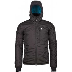 High Point Barier 2.0 Jacket black/petrol pánská zimní bunda Climashield Apex