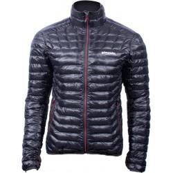 Pinguin Glimmer Jacket černá pánská zimní bunda BHB Synthetic Down