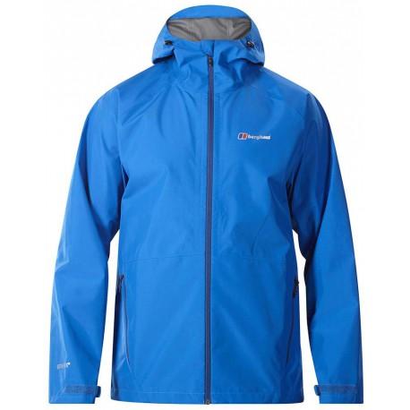 Berghaus Paclite 2.0 Shell Jacket M blue pánská nepromokavá bunda