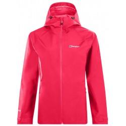 Berghaus Paclite 2.0 Shell Jacket W pink dámská nepromokavá bunda (1)