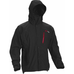 High Point Thunder black/red zip