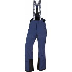 Husky Goilt L modrá dámské nepromokavé zimní lyžařské kalhoty HuskyTech 15000