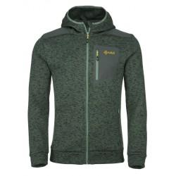Kilpi Bandai-M khaki pánský svetr