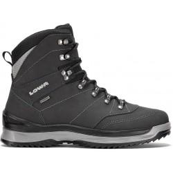 Lowa Sedrun GTX Mid black/grey pánské zimní nepromokavé kožené boty VRÁCENO ZÁKAZNÍKEM