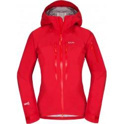 Zajo Annapurna W Jkt barbados cherry dámská nepromokavá bunda eVent
