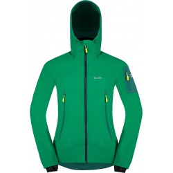 Zajo Air LT Hoody Jkt golf green pánská softshellová bunda