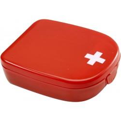 Kapesní lékárnička v plastové krabičce - dárek k nákupu nad 3000 Kč/111 Eur