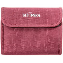 Tatonka Euro Wallet bordeaux red peněženka (1)