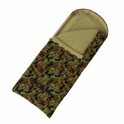 Husky Gizmo Army -5°C třísezónní dekový spací pytel1