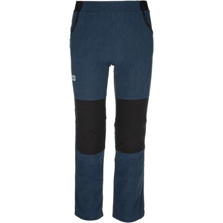 Kilpi Karido-JB tmavě modrá dětské outdoorové kalhoty