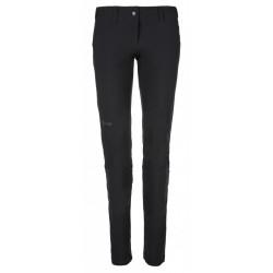 Kilpi Umberta-W černá dámské odepínací turistické kalhoty
