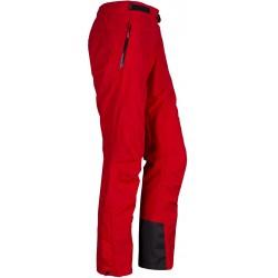 High Point Coral Lady Pants red dámské nepromokavé kalhoty BlocVent 2L DWR