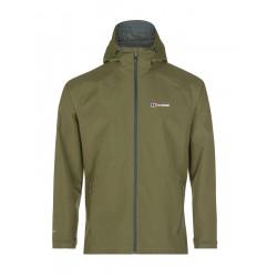 Berghaus Paclite 2.0 Shell Jacket M khaki pánská nepromokavá bunda Gore-Tex Paclite1