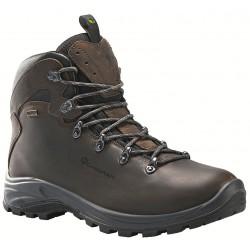 Garsport Stelvio WP marrone unisex nepromokavé kožené trekové boty