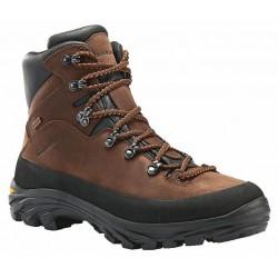 Garsport Moose WP marrone pánské nepromokavé kožené trekové boty